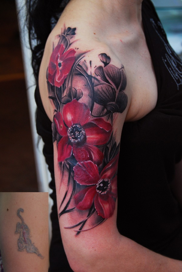 flower tattoo designs (20)
