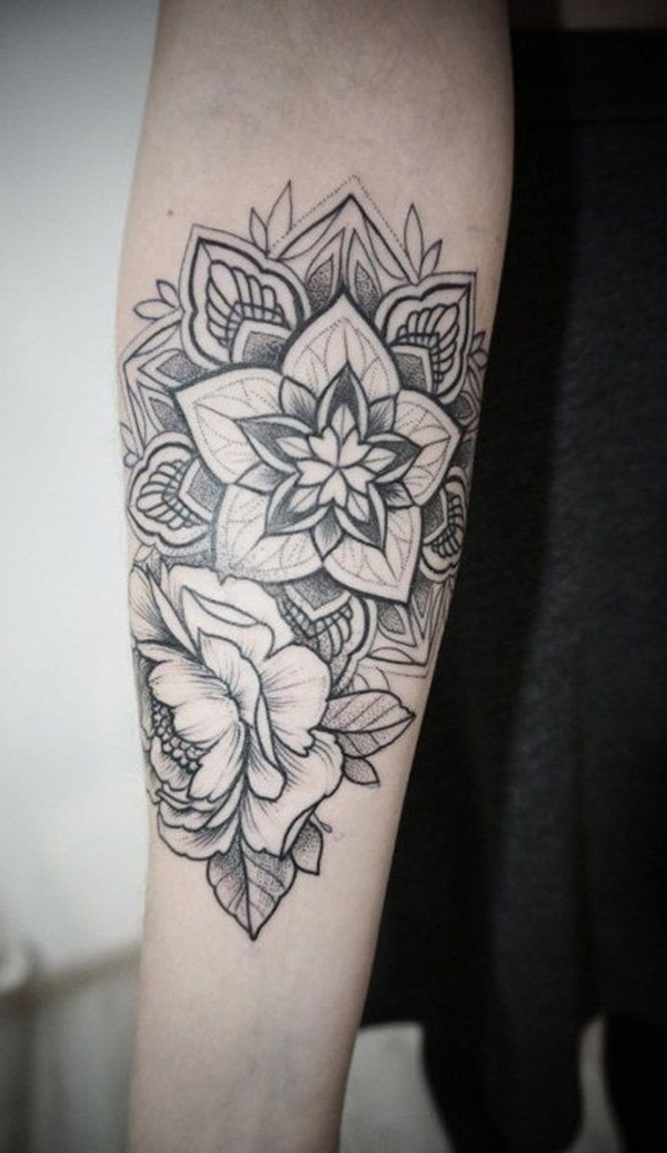 flower tattoo designs (32)
