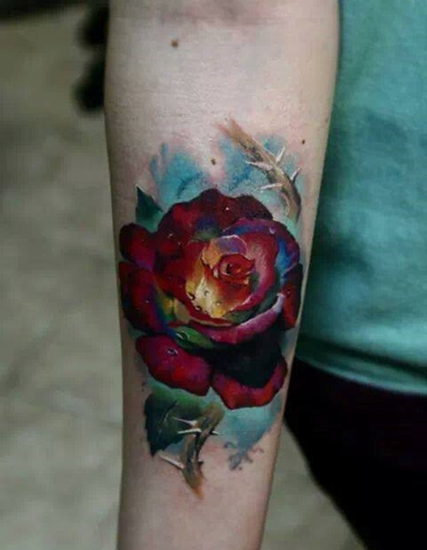 flower tattoo designs (43)
