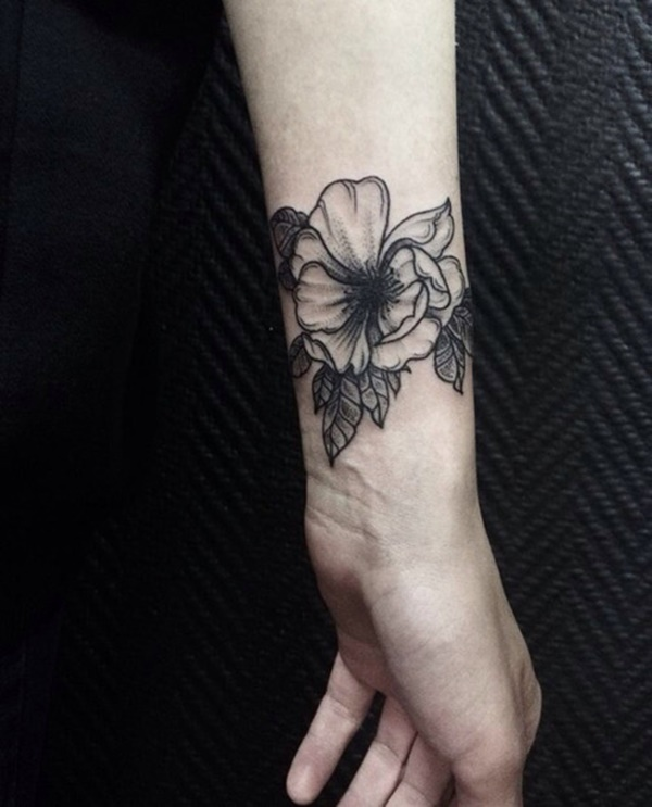 flower tattoo designs (50)