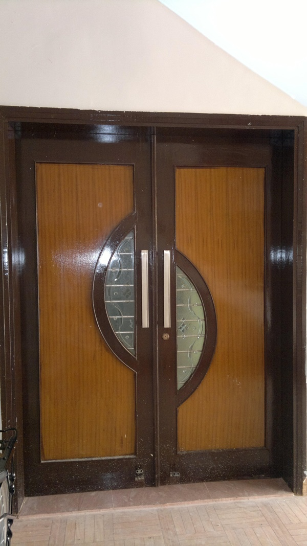 50 latest main door designs for your villa lava360 for Double door designs for main door