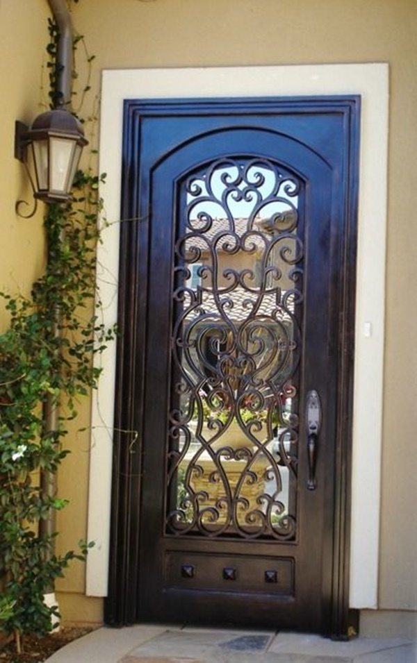 50 latest main door designs for your villa lava360 for Main door design for flat