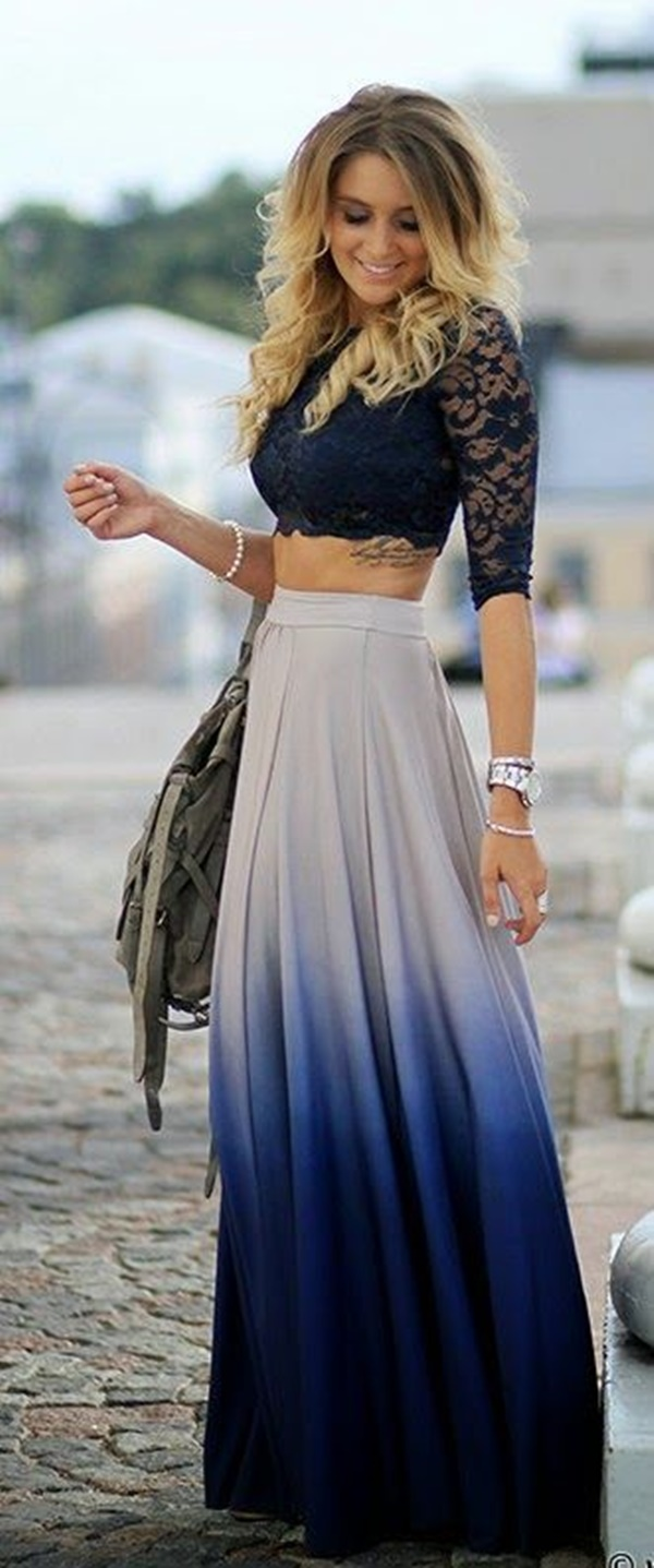 maxi skirt outfits (20)
