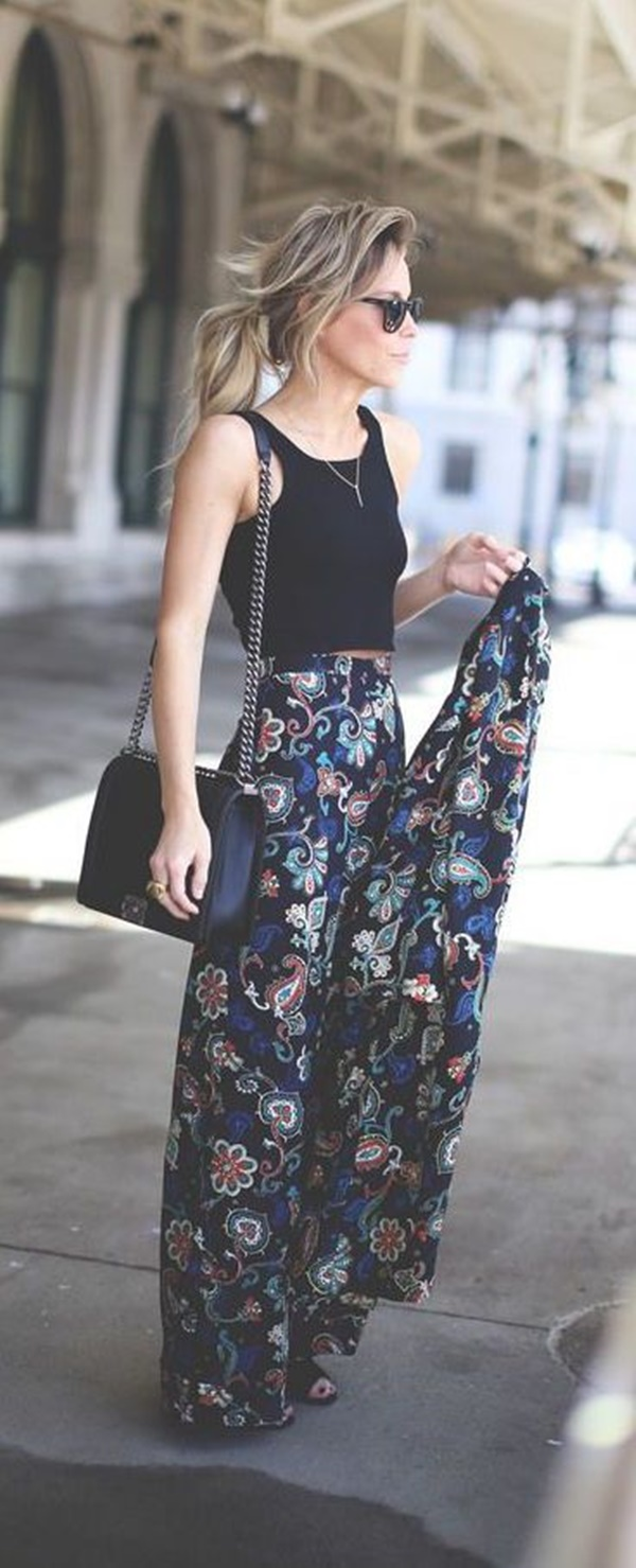 maxi skirt outfits (21)