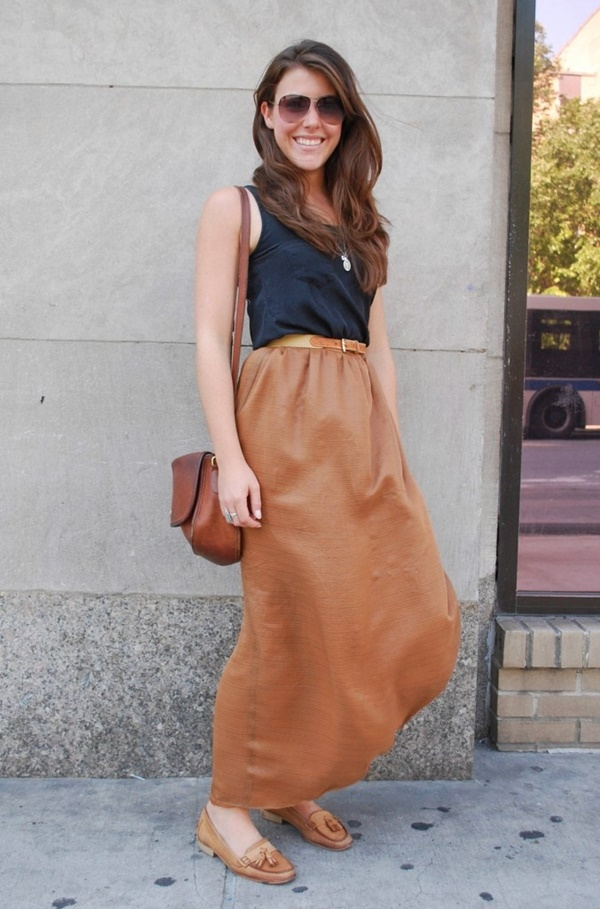 maxi skirt outfits (6)