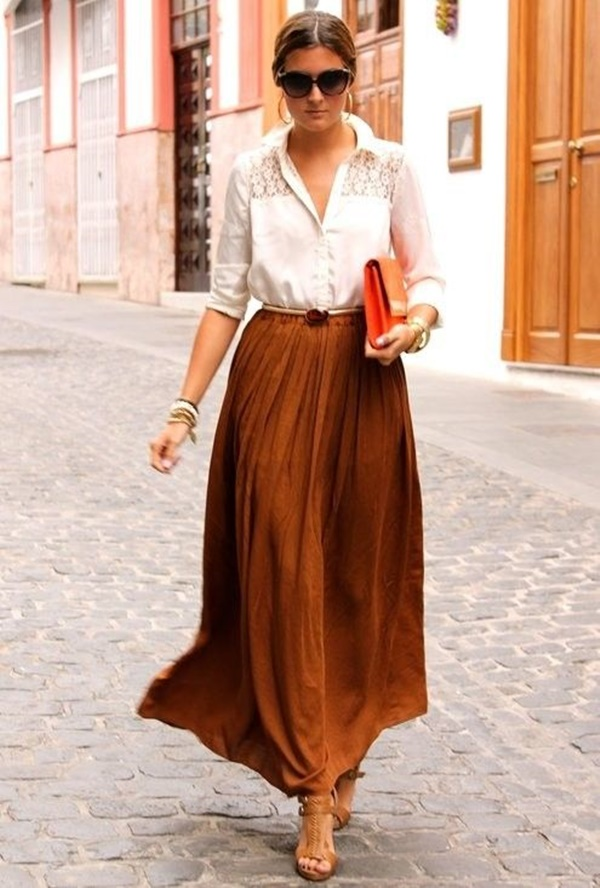 maxi skirt outfits (7)