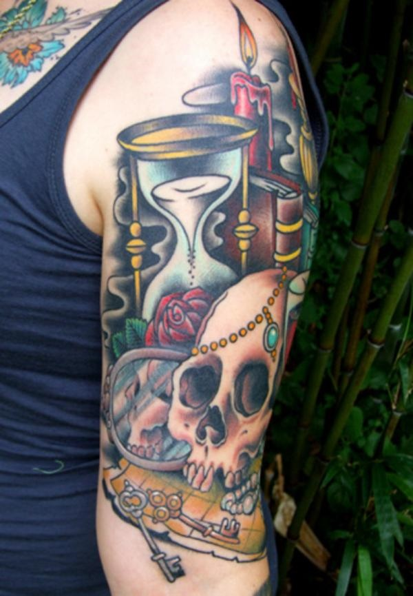skull tattoo designs (37)