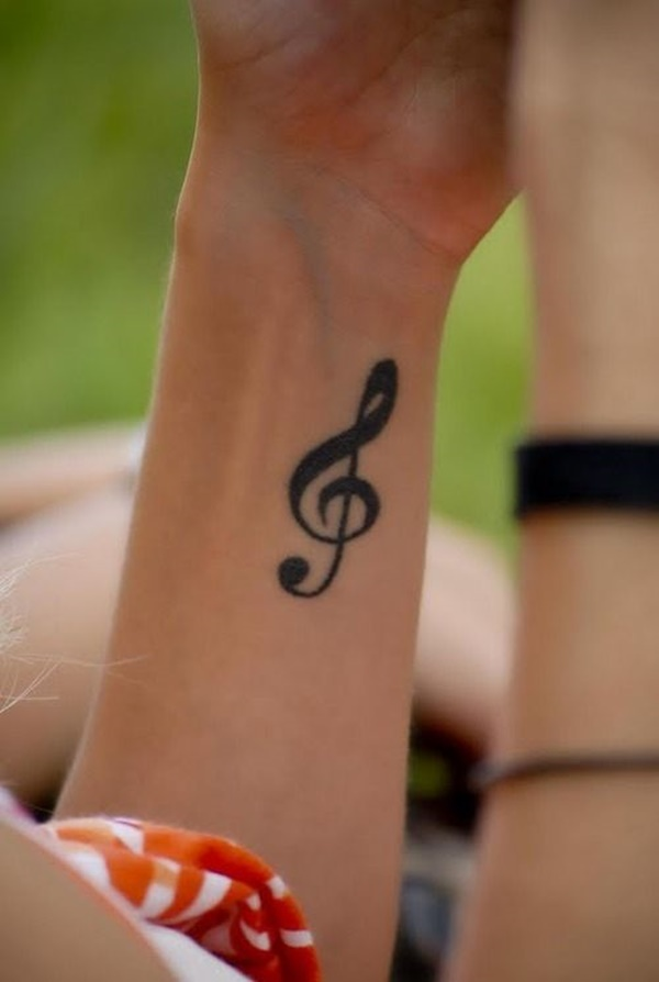 Tattoo On Wrist