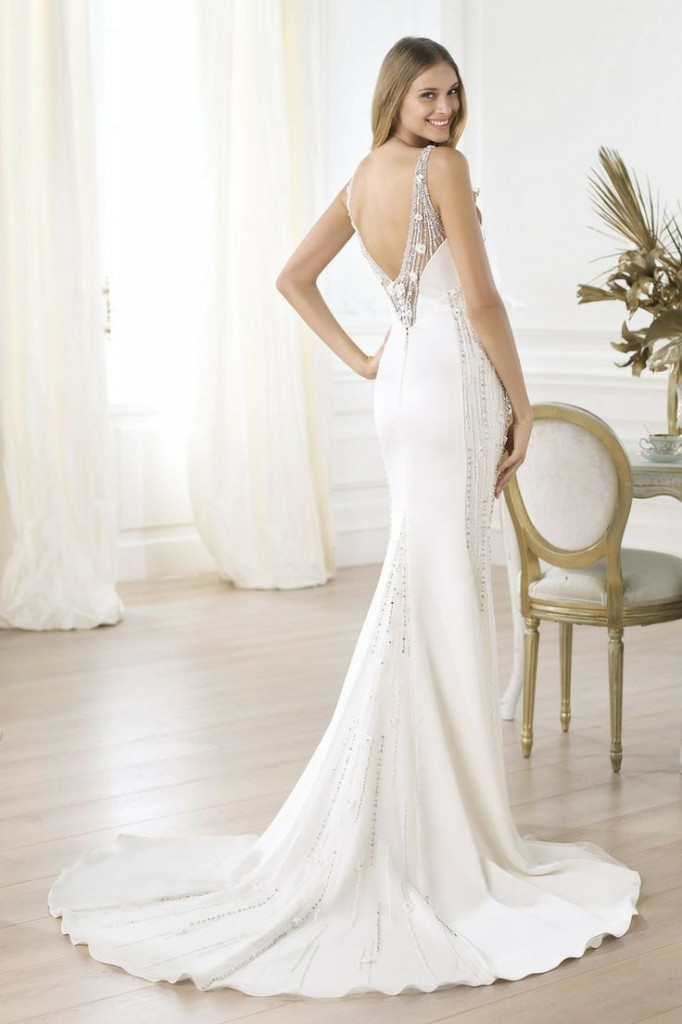 tall girl wedding dresses 01