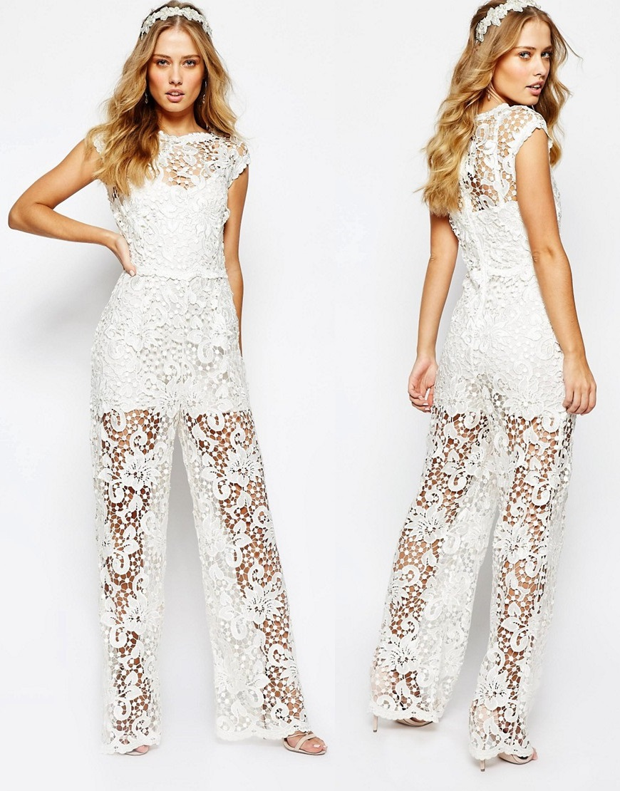 Body Frock Bridal Orchid Jumpsuit