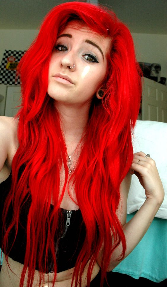 bold hair color ideas    summer page