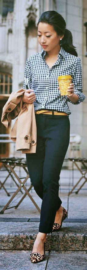 Business outfit for women 11