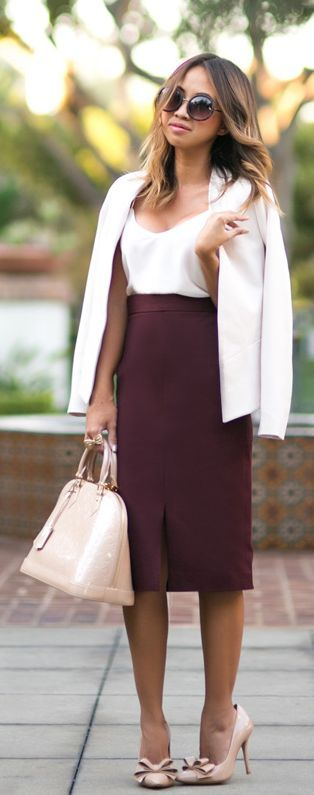 Business outfit for women 30