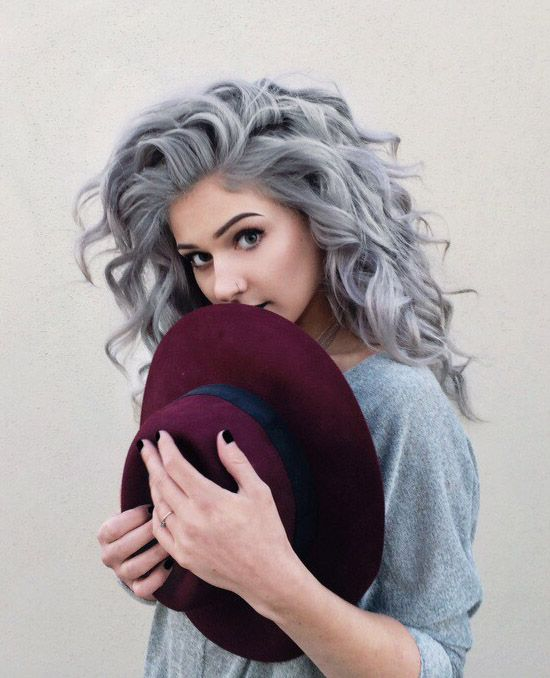 Gray Hair Color 03