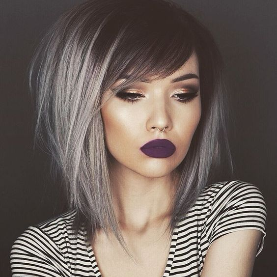 Gray Hair Color 04