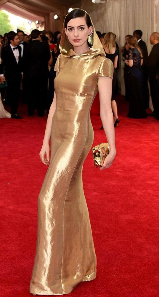 Mesmerizing Gold Dress for you all party girls1.0
