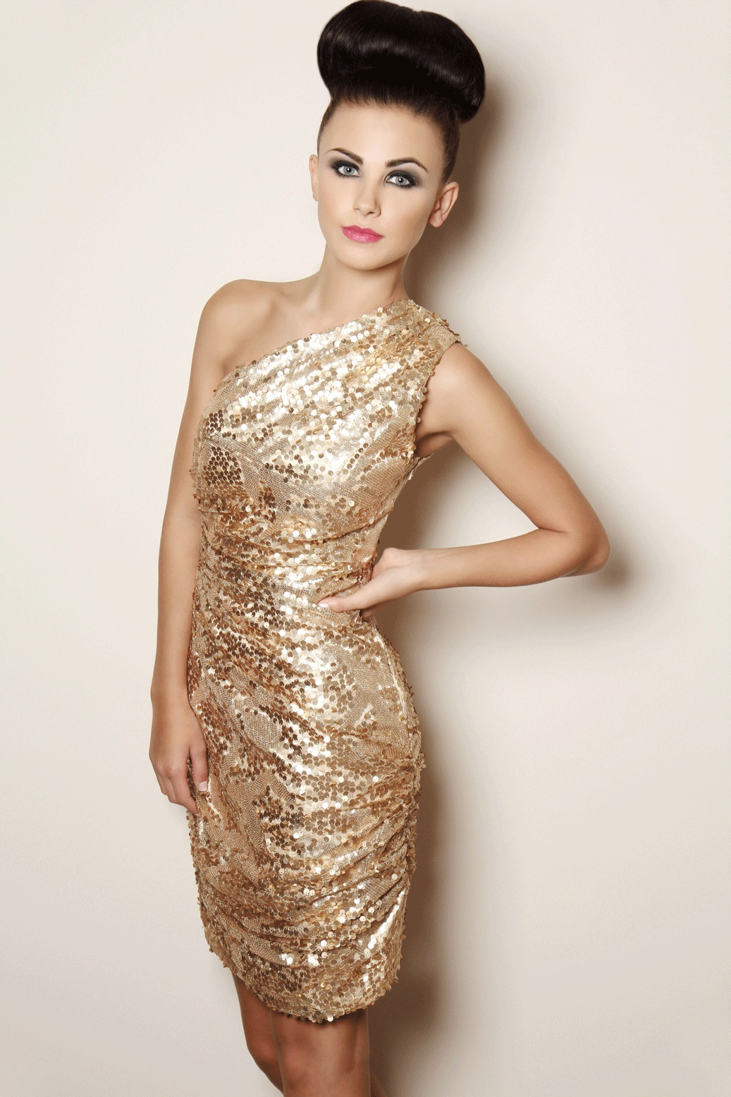 Mesmerizing Gold Dress for you all party girls1.1-lorenza
