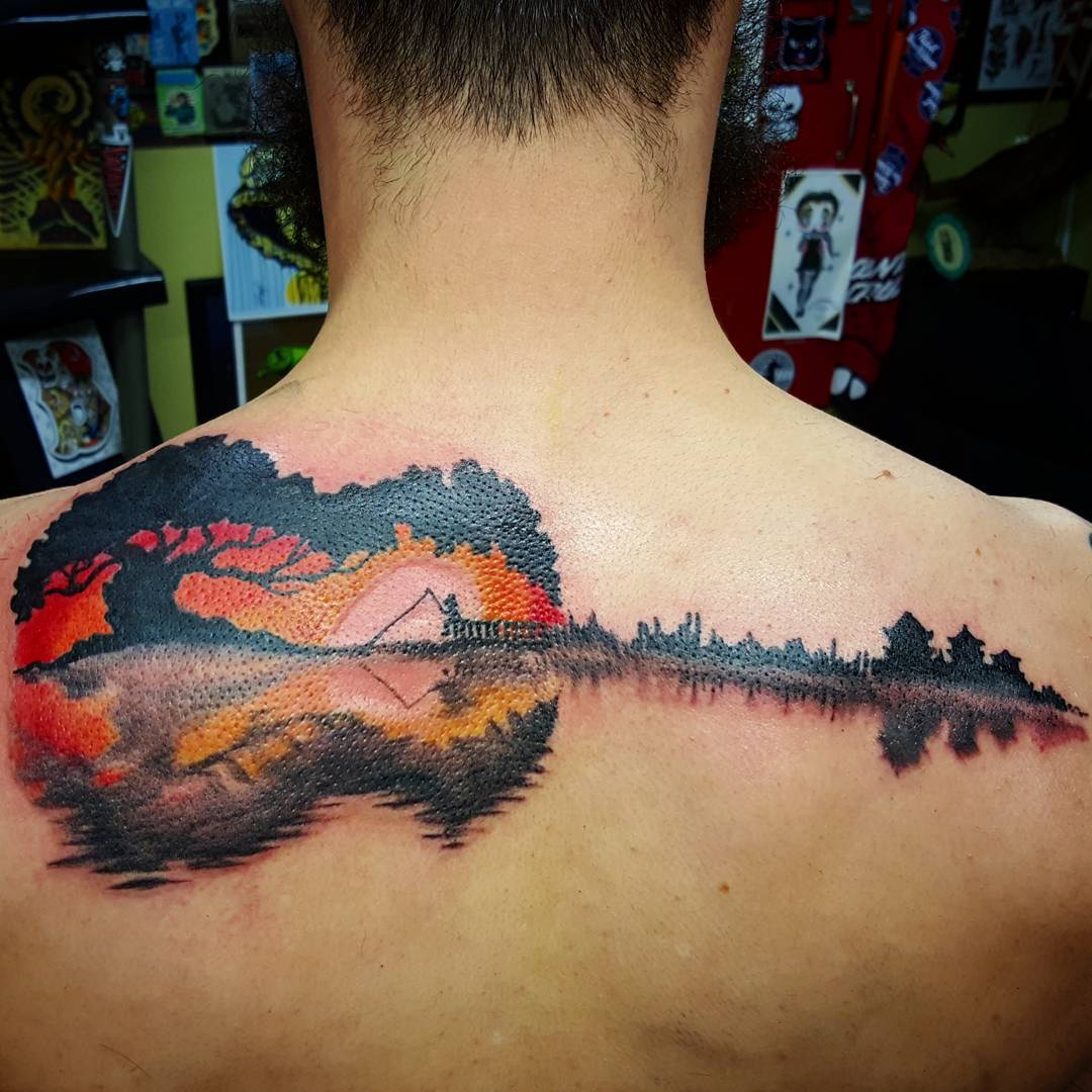 Tattoo Ideas: 100 Music Tattoo Designs For Music Lovers