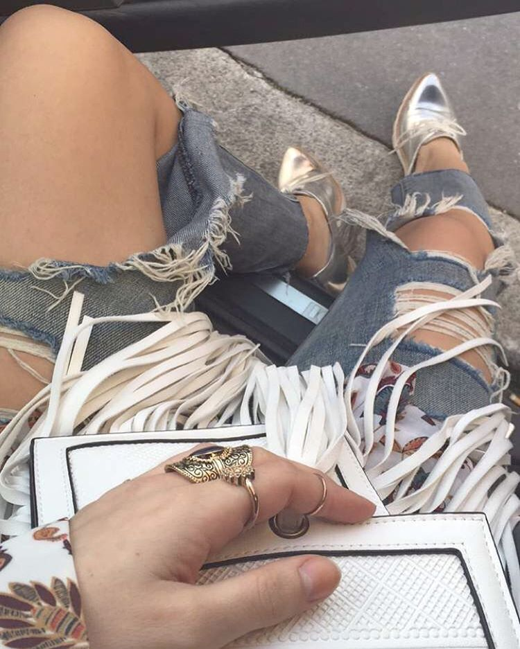 silver shoes for summer 2016