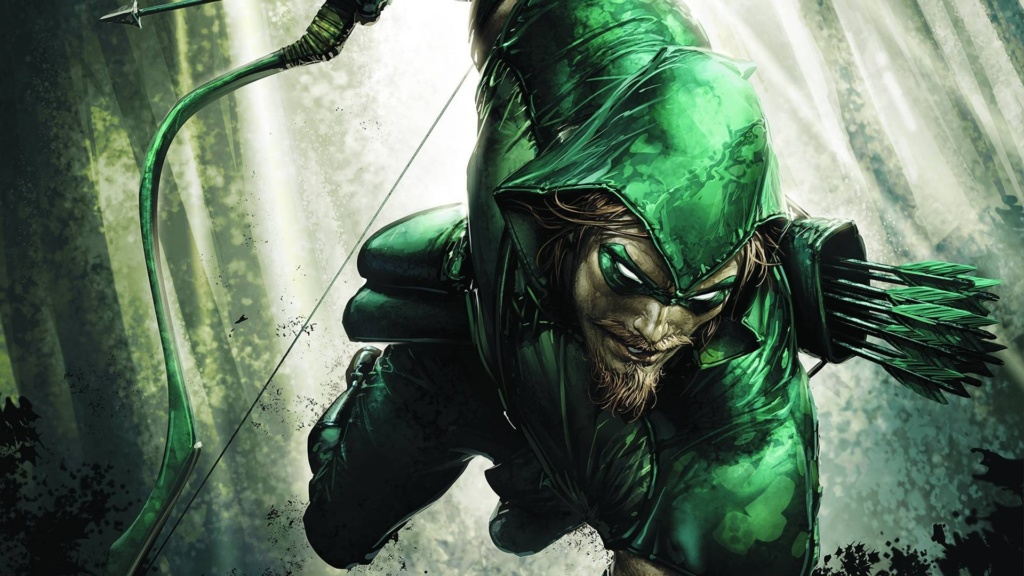 Green-Arrow-artwork