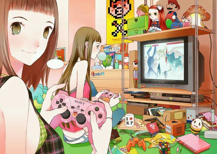 anime-room-with-2-gamer-girls-1
