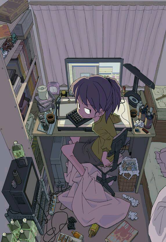 beautiful-anime-room-with-computer-1