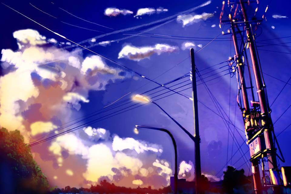 cloudy-sky-in-anime-artwork