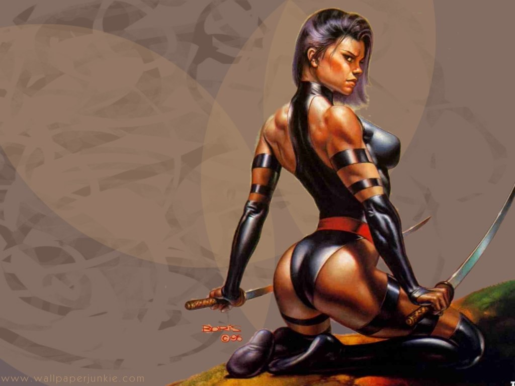 paintings_comics_psylocke