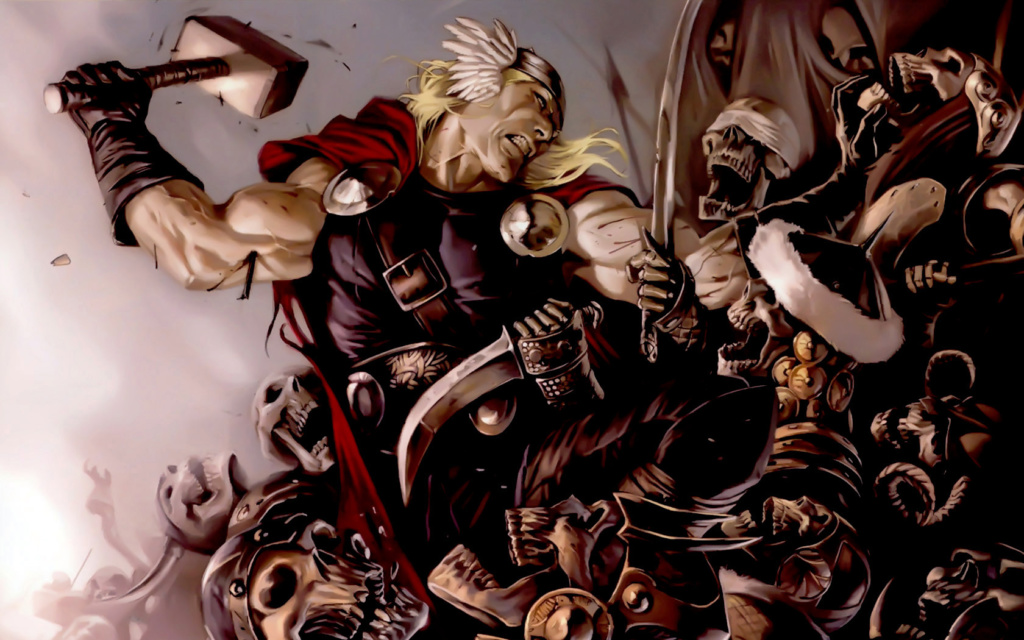 thor_vikings_marvel_comics_mjolnir