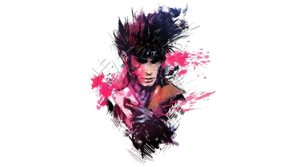 x-men_gambit_marvel_comics_fan_art
