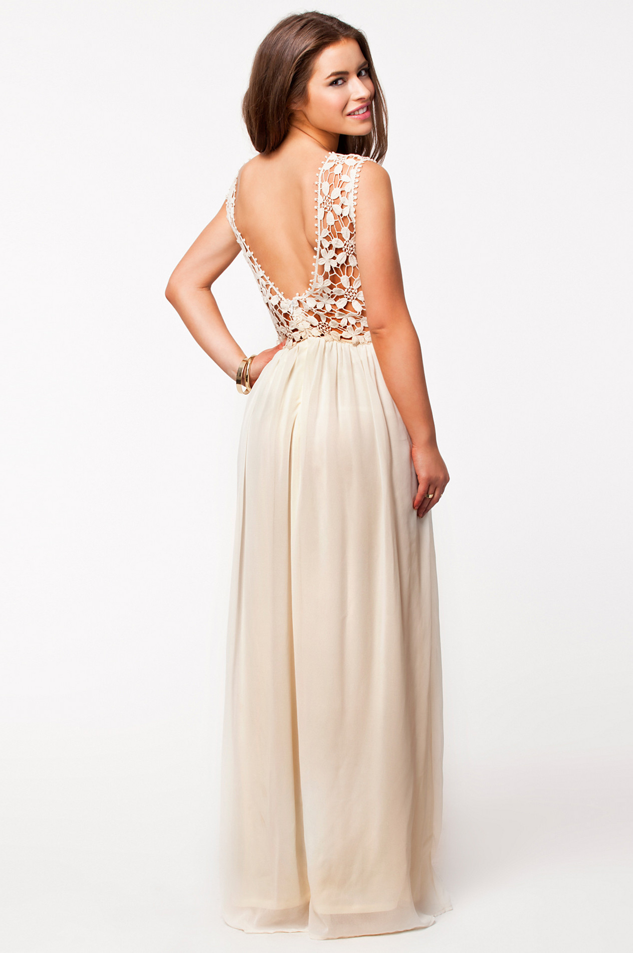 Backless Dress 12