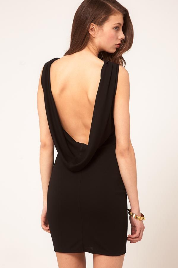 Backless Dress 2