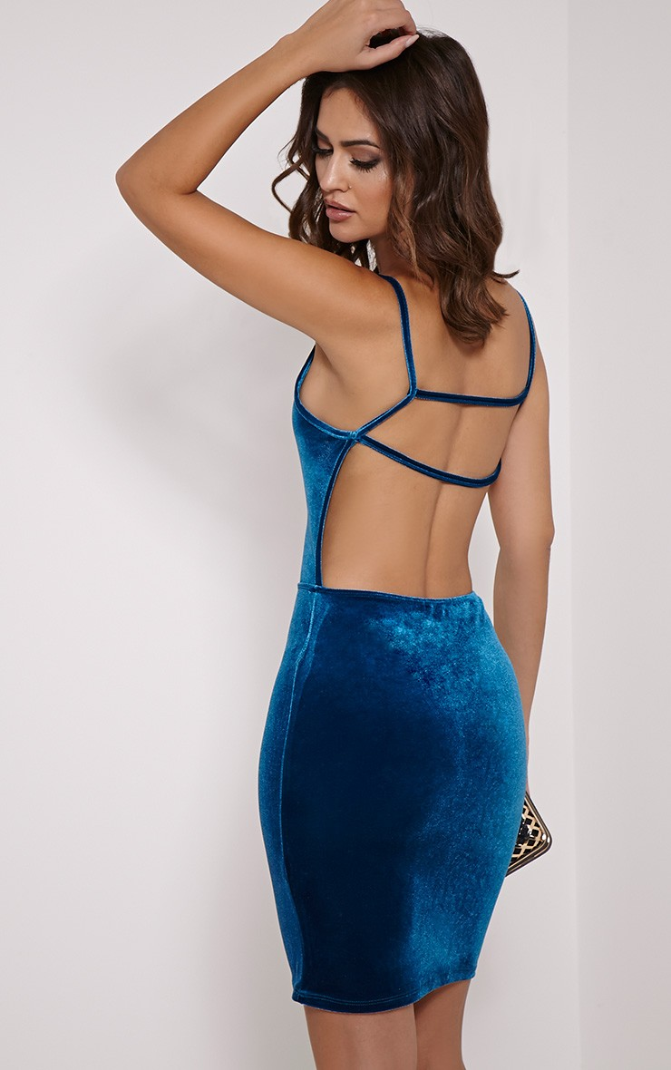 Backless Dress 3