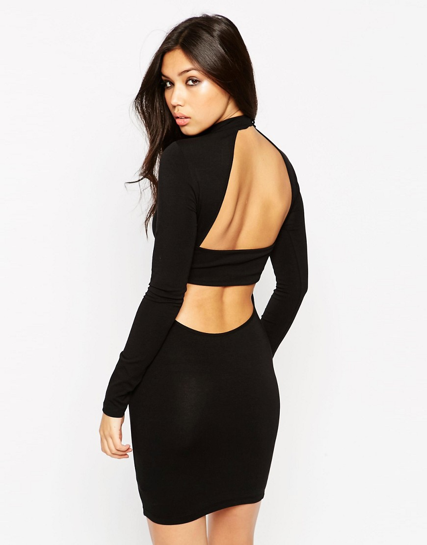 Backless Dress 4