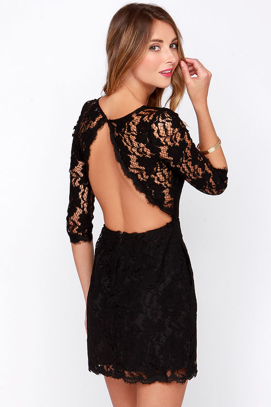Backless Dress 8
