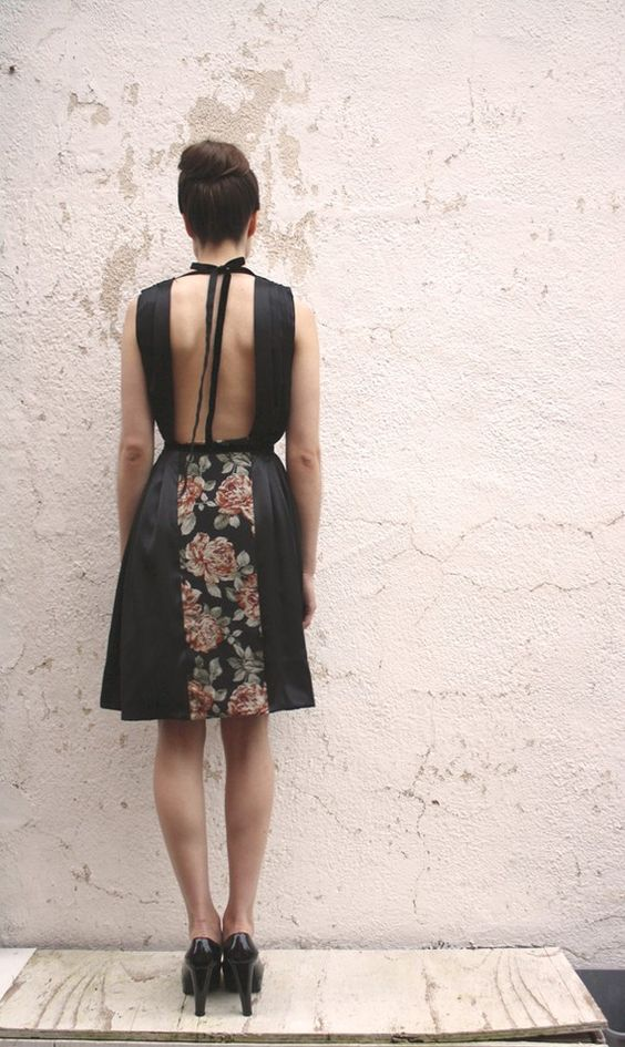 Backless Dress 9