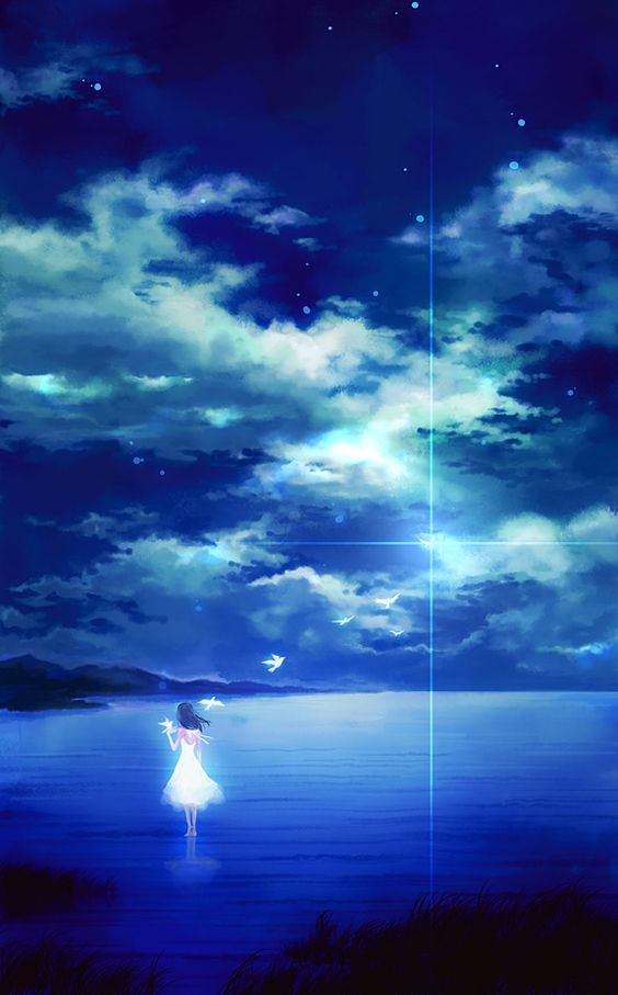 beautiful-anime-water-reflection-wallpaper-28