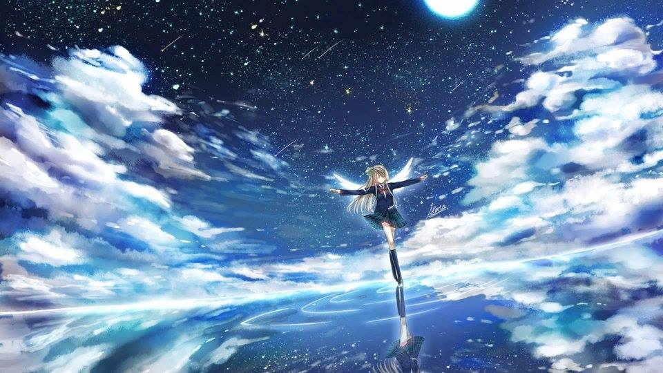 beautiful-anime-water-reflection-wallpaper-8