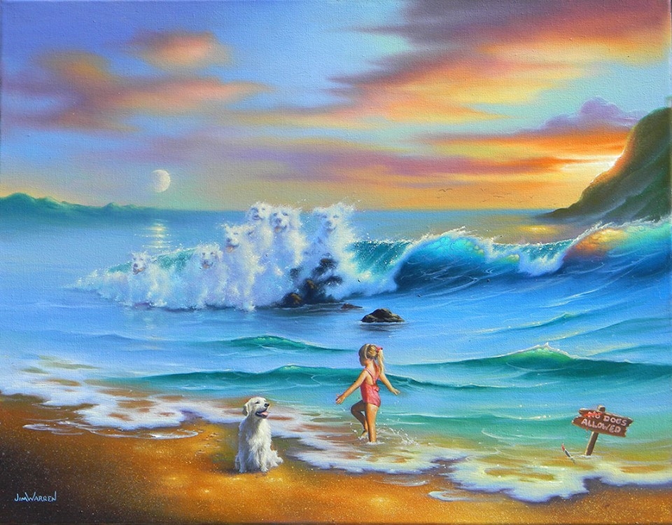 30 stunning surrealism painting works Lava360