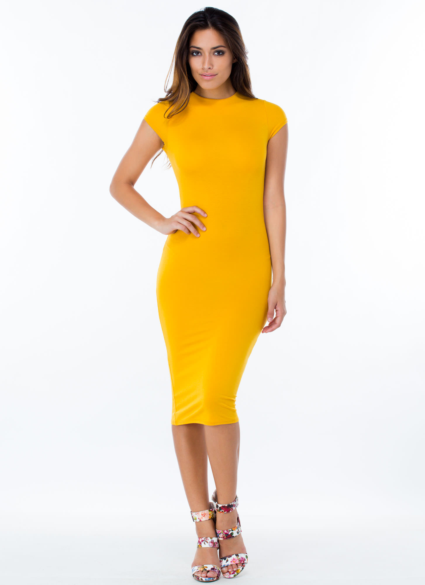 How To Master Mustard Color Dress & AccessoriesTrend – Lava360