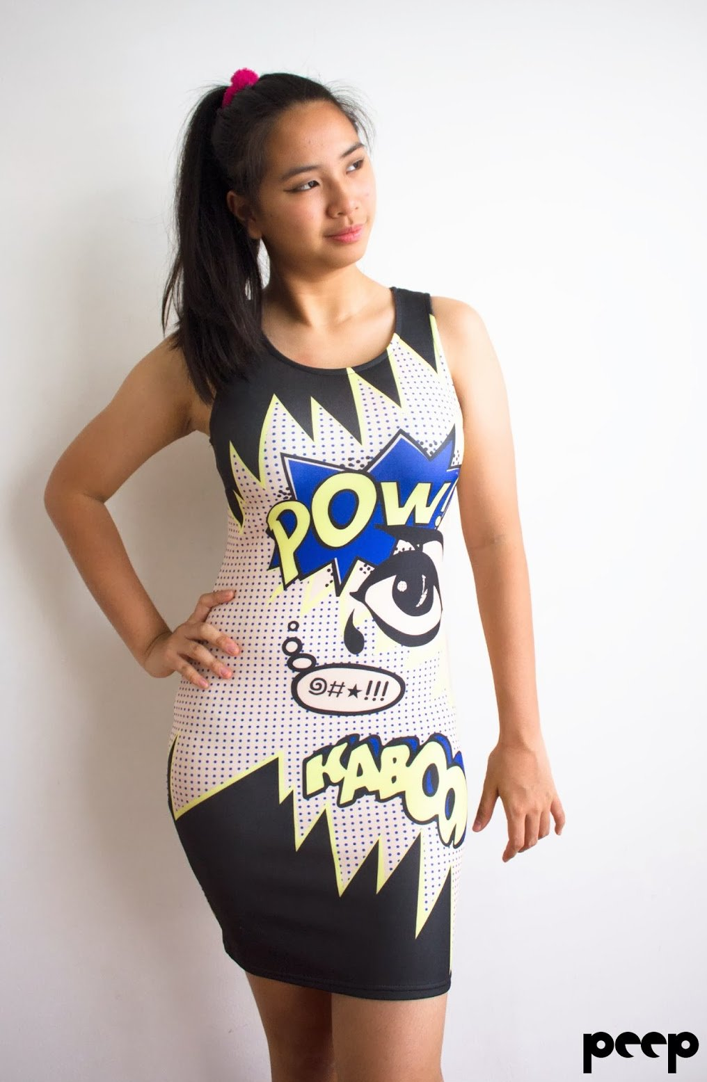 615a1aa3d Creative Chic Ways to Wear the Pop-Art Dresses Trend - Lava360