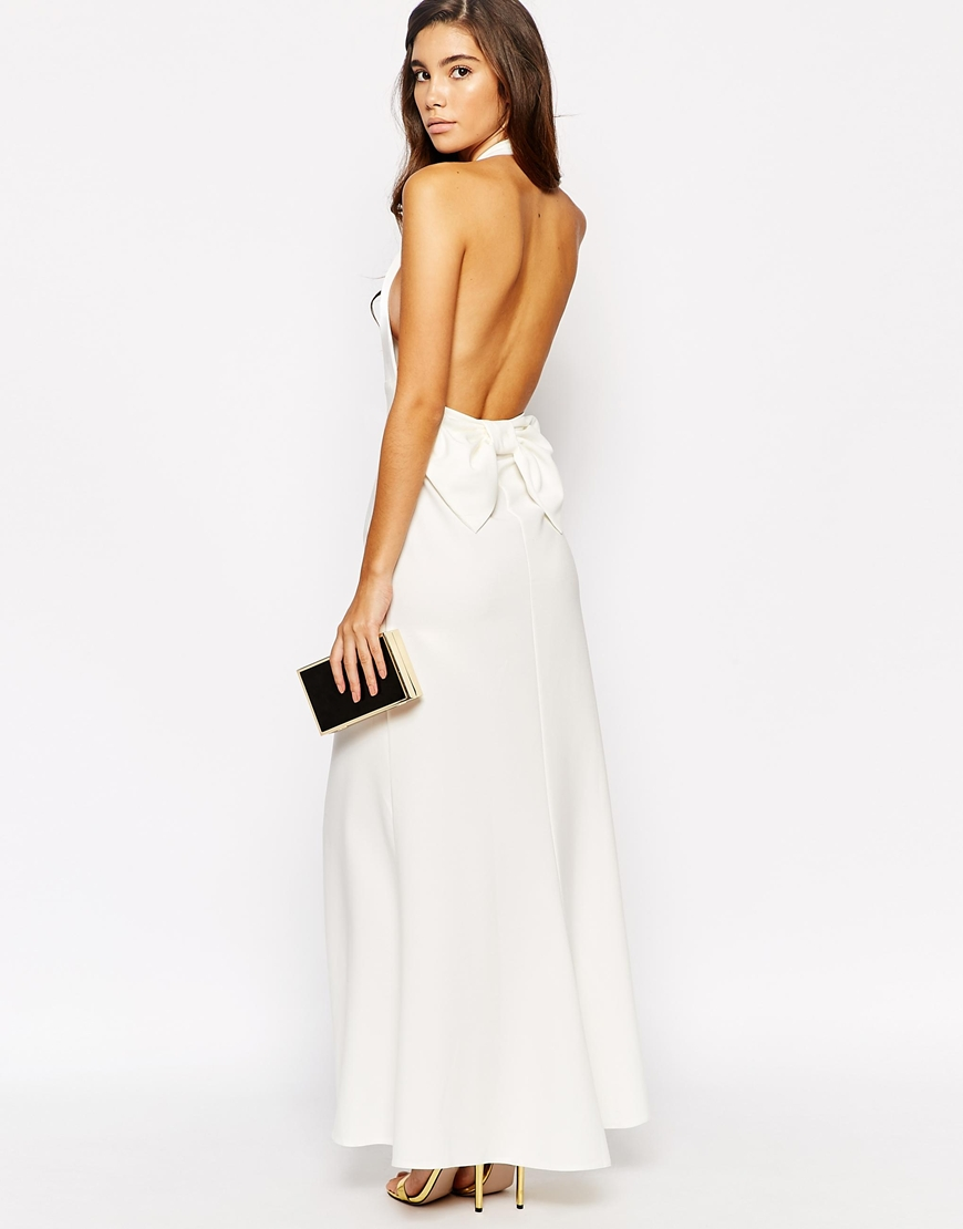 Backless Party occassion dress 03
