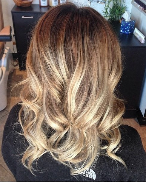beautiful-hair-highlights-ideas 2