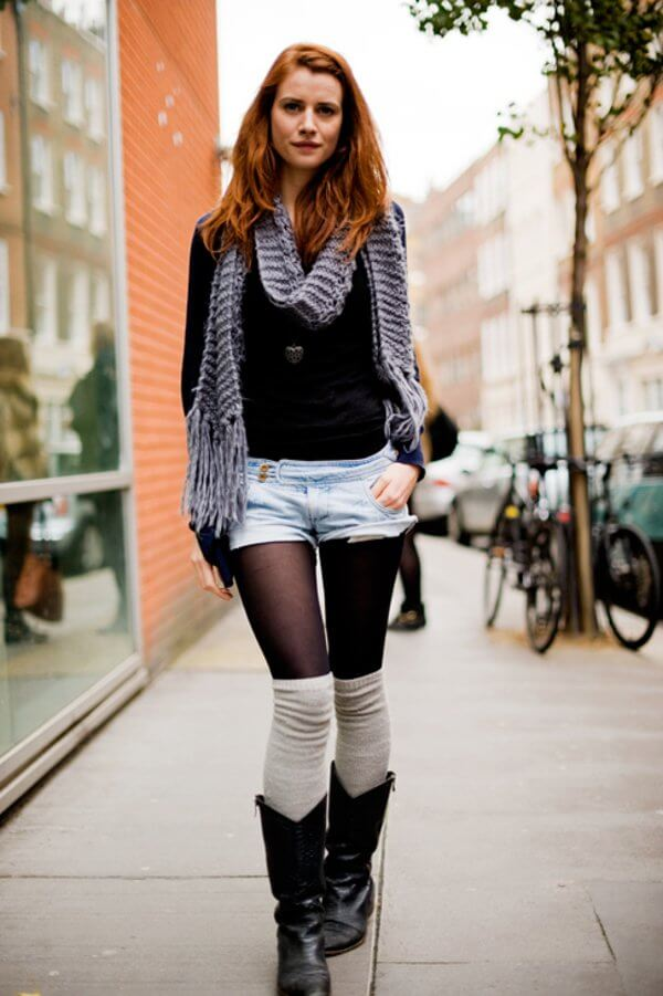 over-the knee Socks-32-RedHair