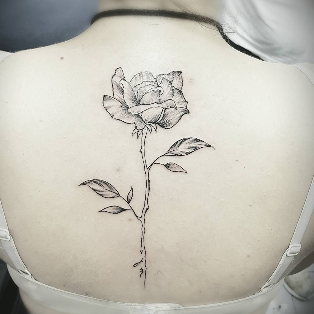 rose-tattoo-black-back-design