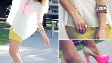 what-to-wear-with-bright-color-shoes2