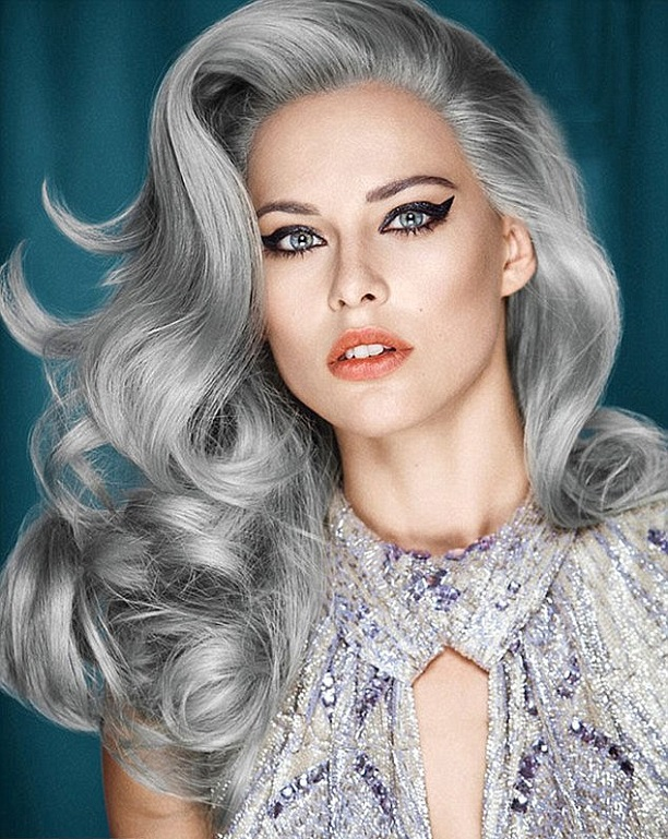 women-grey-blue-hair-color-trends-01