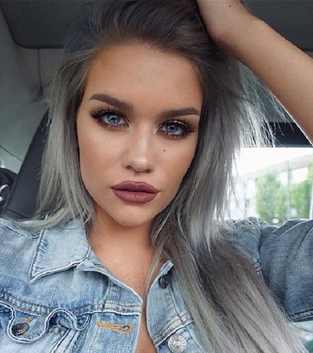 women-grey-blue-hair-color-trends-03