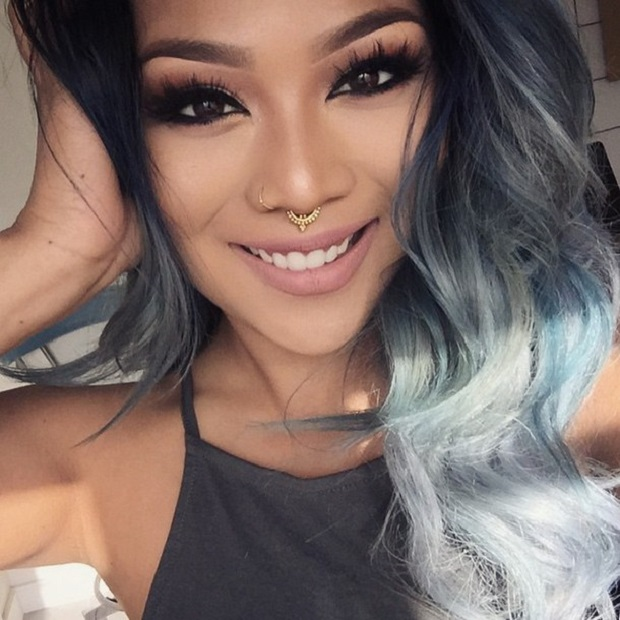 women-grey-blue-hair-color-trends-1