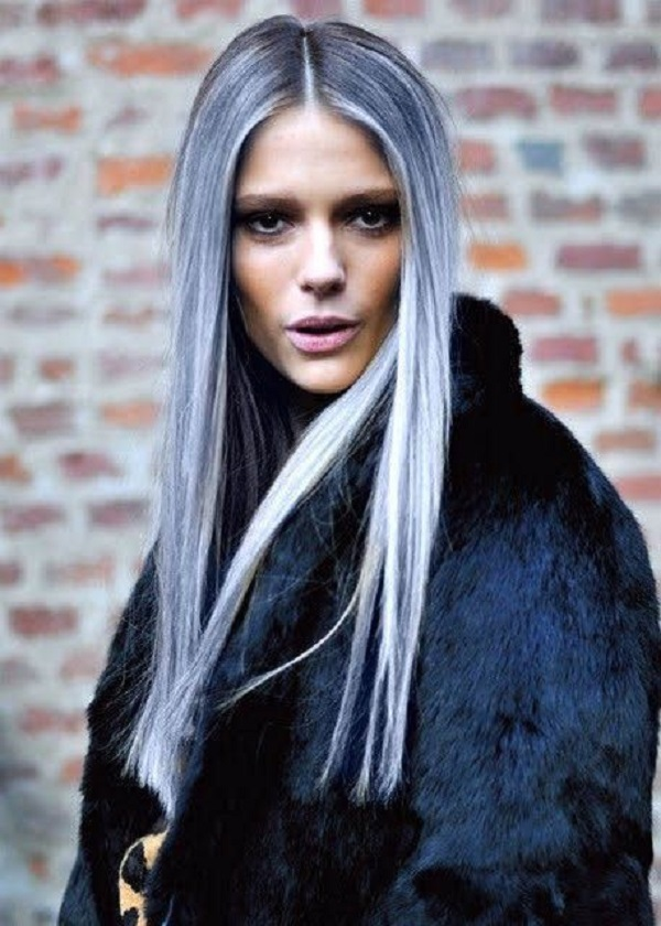 women-grey-blue-hair-color-trends-11